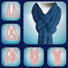 braided scarf ingenious way to braid a scarf alldaychic