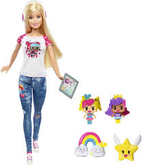 amazon com barbie video game hero barbie doll toys u0026 games