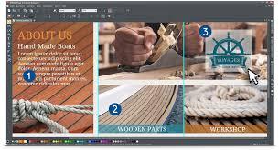 magix foto und grafik designer der magix page layout designer 11 zum erstellen der eigenen logos