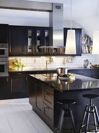 Black Kitchen Cabinets Images 51 Best Frameless Kitchen Cabinets Images On Pinterest Kitchen