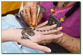 making your own henna tattoo 5 steps