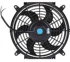 10 inch radiator fan inch high performance electric radiator fan curved blade