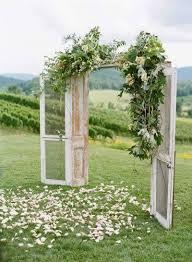 wedding arch using doors wedding arbor wedding ideas wedding arbors arbors