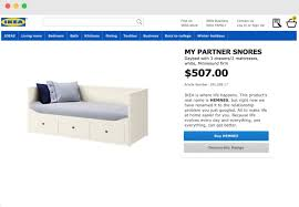 Snoring Room by Ikea