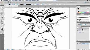 mirrored drawing in adobe illustrator tutorial youtube