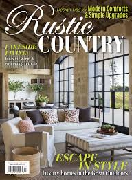 rustic country fall 2017