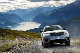 range rover velar inside 2018 range rover velar first drive review automobile magazine