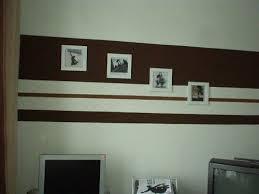 antike wandgestaltung wandstreifen ideen wohnzimmer kogbox