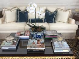 furniture orchid coffee table centerpiece strange project design styling a coffee table the enchanted home