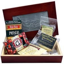 seattle gift baskets smoked salmon gift box salmon seafood grocery