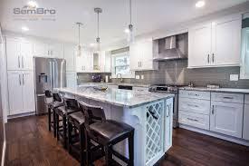 Kitchen Cabinets Columbus Ohio Kitchen With White Cabinetry - Ohio kitchen cabinets