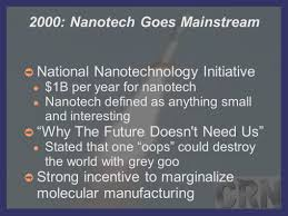 nanotechnology from 1959 to ppt download