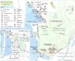 Tennessee State Parks Map by Morro Bay State Park Campsite Information