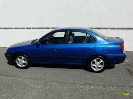 2005 hyundai elantra gt 2004 tidal wave blue hyundai elantra gt sedan 7436980 gtcarlot