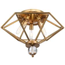 Drop Ceiling Light by Diamond Shaped Crystal Drop Ceiling Light Shades Of Light