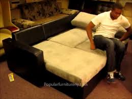 Jackknife Rv Sofa by Jack Knife Sectional Sofa Bed Youtube