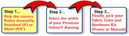 Power Awnings For Rv Solera Rv Awnings At Trailer Parts Superstore