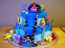 birthday cakes images ariel birthday cake popular decoration