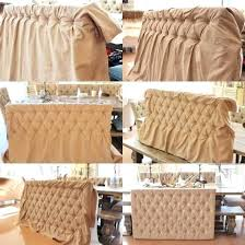 How To Make A Tufted Headboard Diy Tufted Headboard Best Ideas On Headboards Pegboard