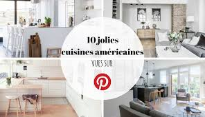 cuisines americaines 10 jolies cuisines américaines vues sur hellocoton