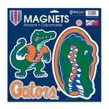 florida gators car magnet university of florida trim magnets uf