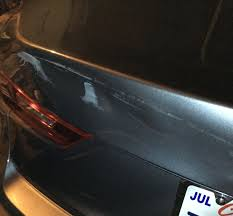 lexus of cherry hill jobs wrecked the rear deck lid on 2014 clublexus lexus forum