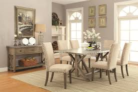 Rustic Dining Room Astonishing Decoration Rustic White Dining Table Interesting