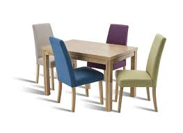 kingston dining room table kingston fixed dining table in two sizes world furniture homeline
