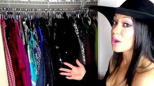 How To Purge Your Closet by 10 Tips To Purge Your Closet Youtube