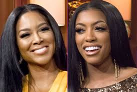 porsha williams real hair god bless her journey u0027 porsha williams ends beef with kenya moore