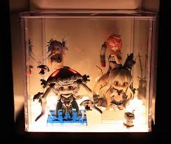 led light box ikea synas led light box from ikea animefigures