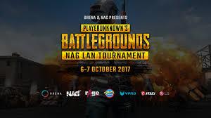 pubg tournament nag lan byoc pubg tournament nag