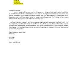 28 visitor invitation letter to usa sample invitation letter for