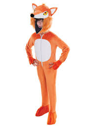 Fox Halloween Costume Kids Child Big Head Fox Costume Cc006 Fancy Dress Ball