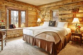 cheap home decorators viking creek luxury cabins lodge at whitefish cabin living area
