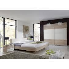 chambre adulte pas chere chambre adulte complète chêne clair et blanc cbc meubles