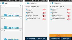 ghostery android ghostery browser released to the play store here s our look
