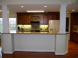 fine kitchen island with columns this pin and more on intended