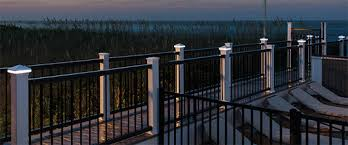 solar deck post lights 4 4 for home way trend light