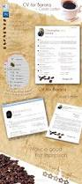 cv for barista by asambler graphicriver