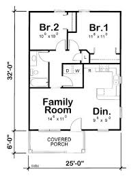 74 Best 800 Square Foot House Plans Images On Pinterest House 1 800 Sf Home Plans