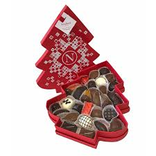 neuhaus chocolate tree box for delivery in the us
