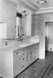 1930s bathroom design 1930s bathroom design retro interiors 1930s