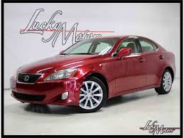 2015 red lexus is 250 2008 lexus is250 for sale classiccars com cc 1049758