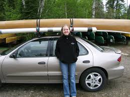 nissan sentra roof rack bwca what u0027s the largest canoe you have seen on a small vehicle