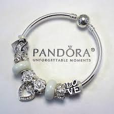 charm bead bangle bracelet images Sumptuous pandora bangle bracelet authentic bangle silver white jpg