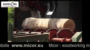 Used Woodworking Machines For Sale Italy by Micor Woodworking Machinery And Plants Made In Italy Youtube