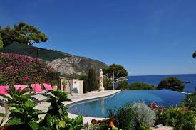 cote d u0027azur uber luxury holiday villa with heated pool in eze