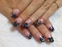 29 best nails glitter fades images on pinterest glitter nails