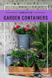 1209 best garden containers images on pinterest gardening